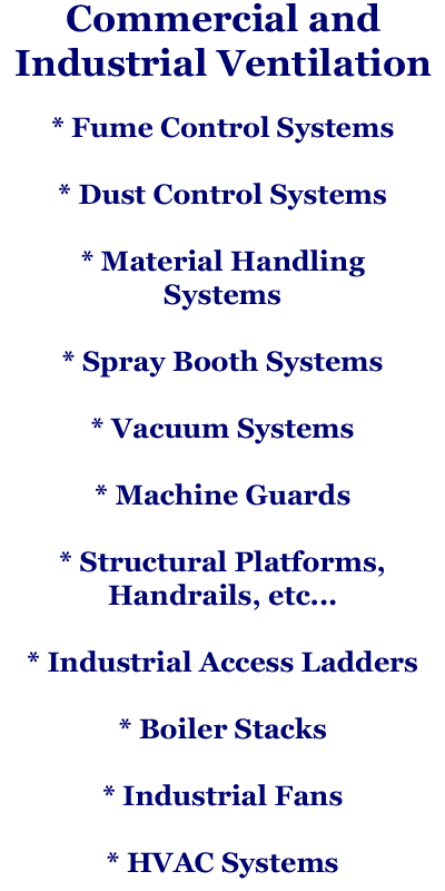 Commercial Industrial List