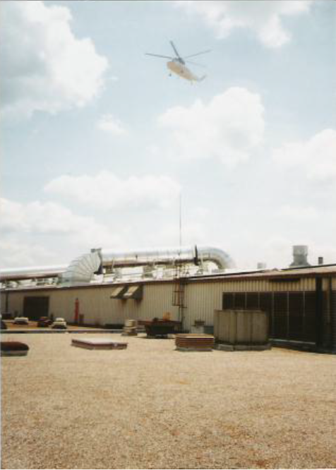 Helicopter Lift